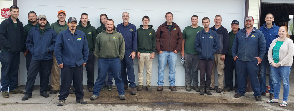 Jack's Lawn Care & Snowplowing Team, Byron Center, MI