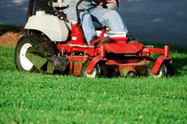 Lawn Mowing from Jack's Lawn Service & Snowplowing