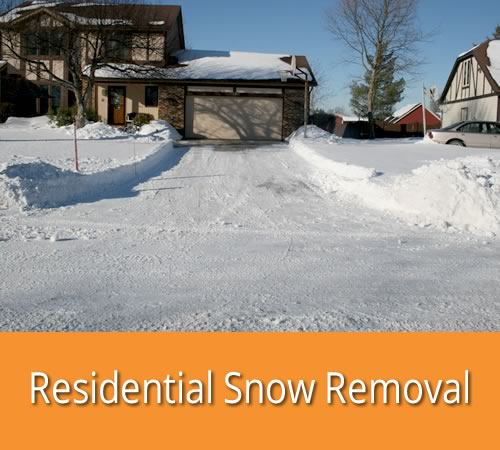 Residential Snow Removal by Jack's Lawn & Snowplowing, Inc.